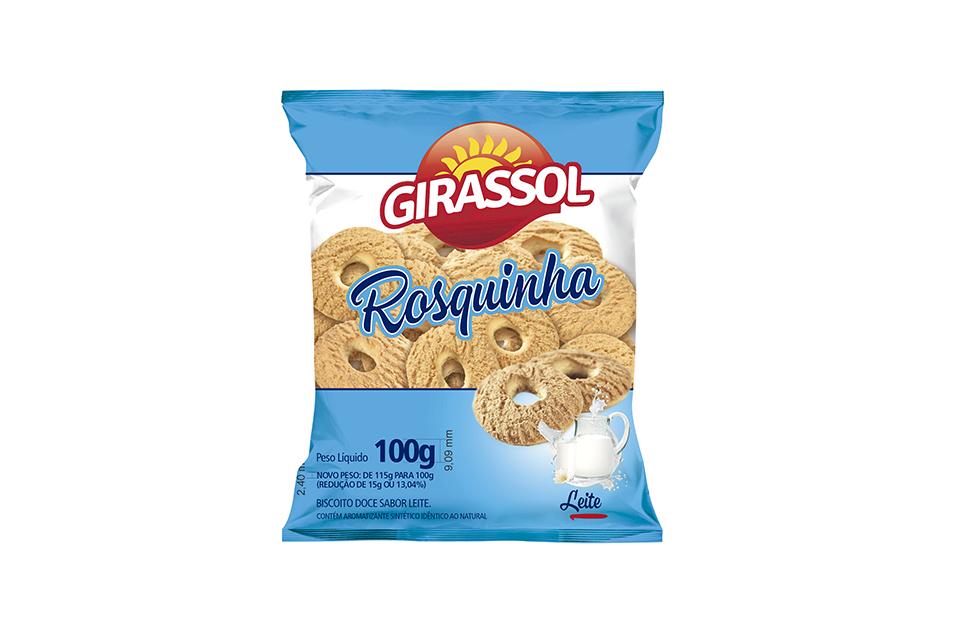 Rosquinha Leite 100gr